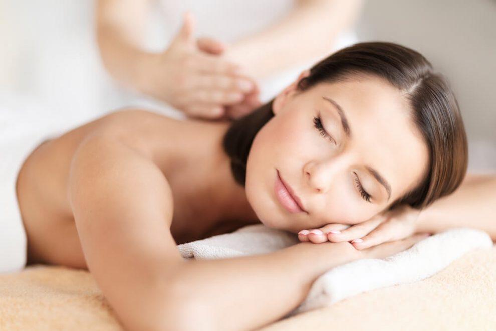 Massageliege - Zuhause entspannen