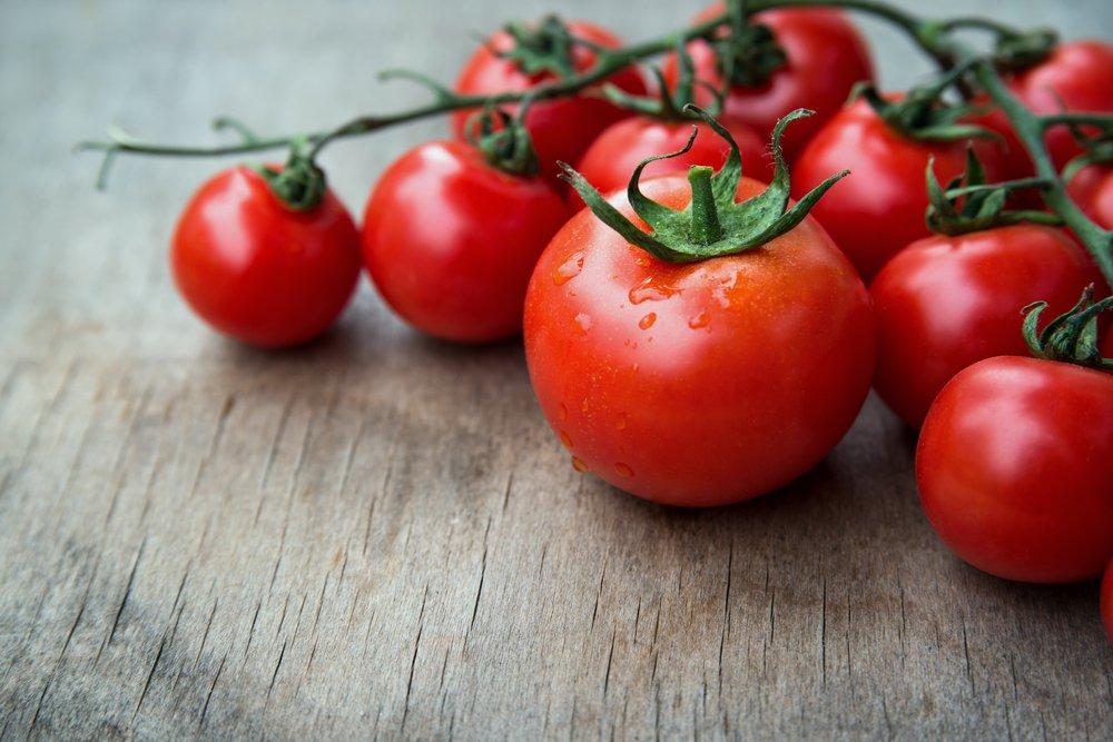 Tomaten Gesund