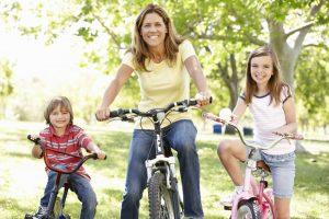 Kinder von älteren Müttern größer und schlauer