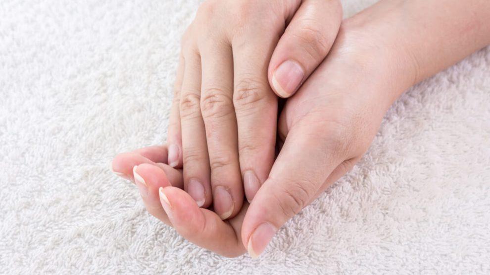 Fingernägel Krankheiten