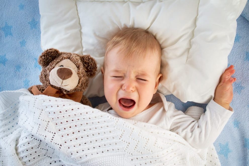 Schlafprobleme bei Kindern