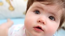 Sehstörungen Baby