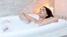 In der Badewanne entspannen - Tipps und Tricks