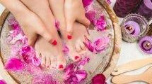 Fußmassage selber machen