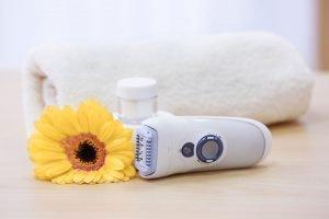Damenbart epilieren - Tipps