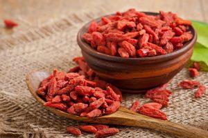 Goji-Beere - Gesundheit, Medizin & Inhaltsstoffe