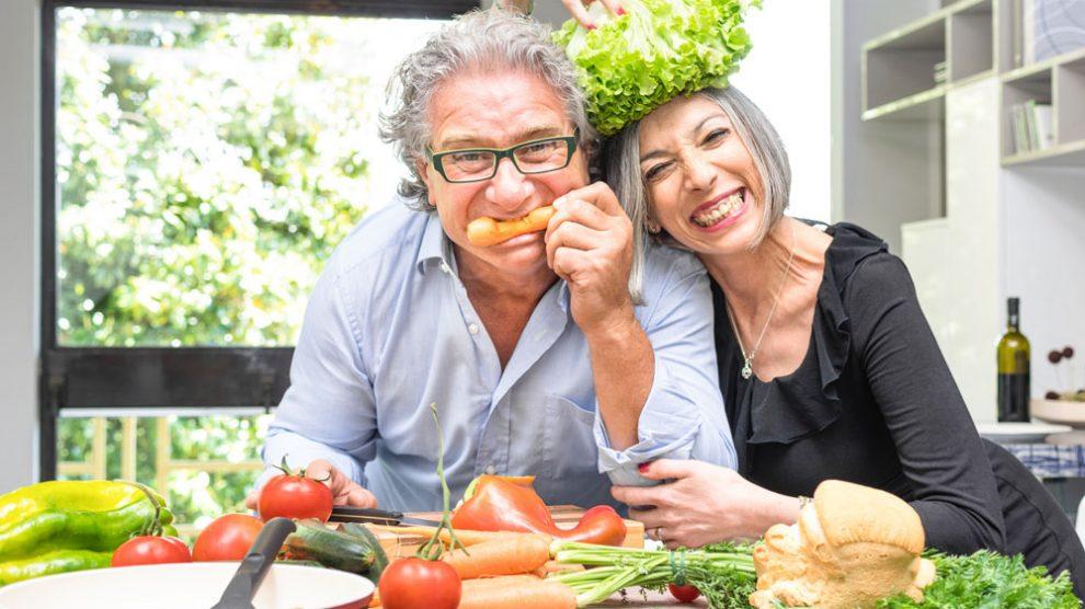 Vegane Ernährung im Alter - gesund oder gefährlich?