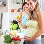Tipps für eine vegane Ernährung in der Schwangerschaft