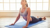 Pilates-Übungen für einen straffen Bauch
