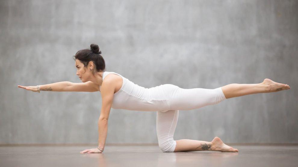 Pilates-Übungen für straffe Oberschenkel