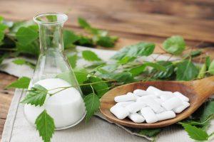 Xylit - Ein gesunder Zuckeraustauschstoff und seine Wirkung