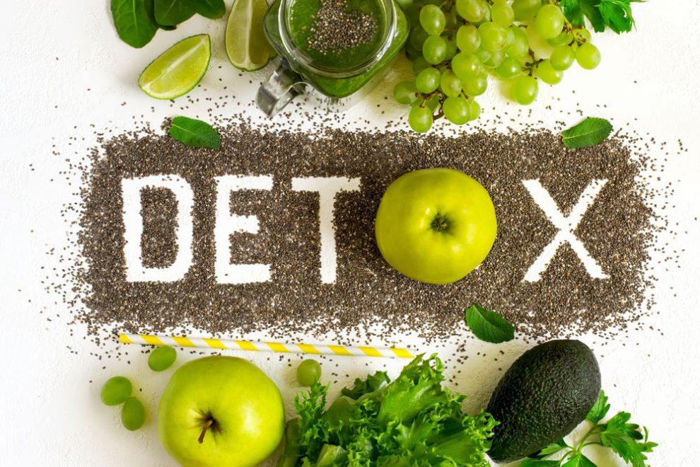 Detox-Kur mit Hausmitteln - So entgiften Sie Ihren Körper