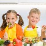 Vegane Ernährung bei Kindern