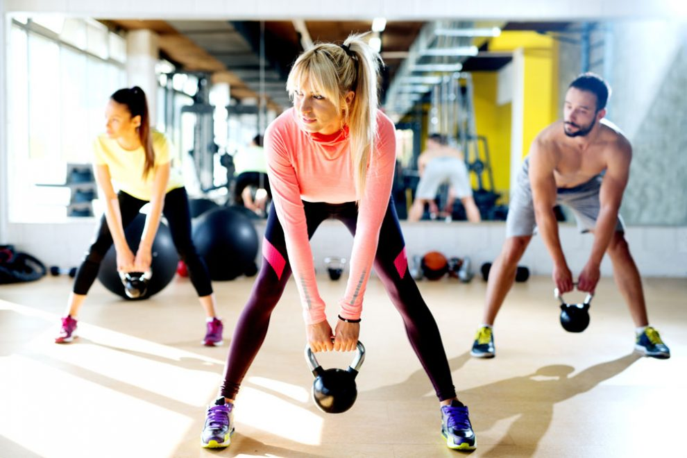 CrossFit Übungen Zuhause