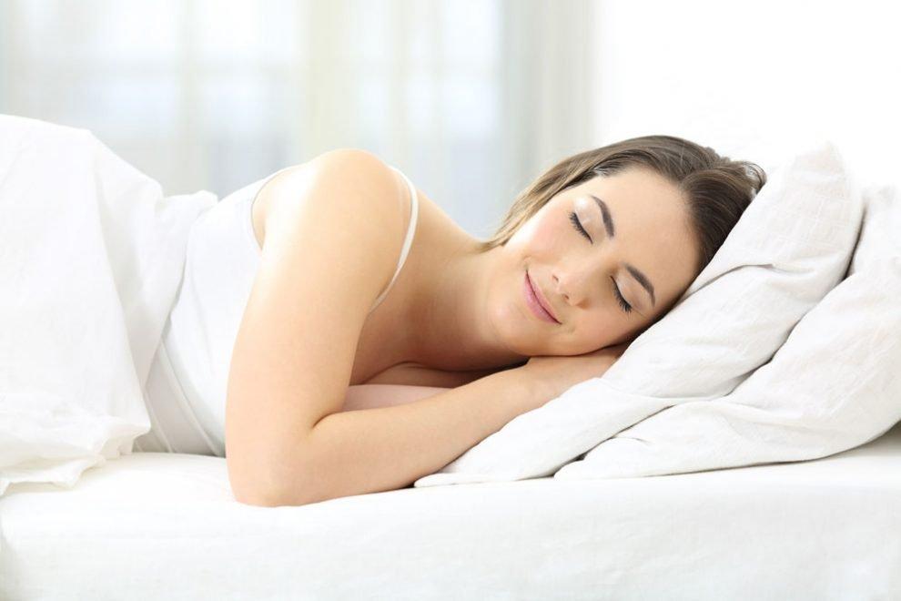 Mit leerem Magen schlafen