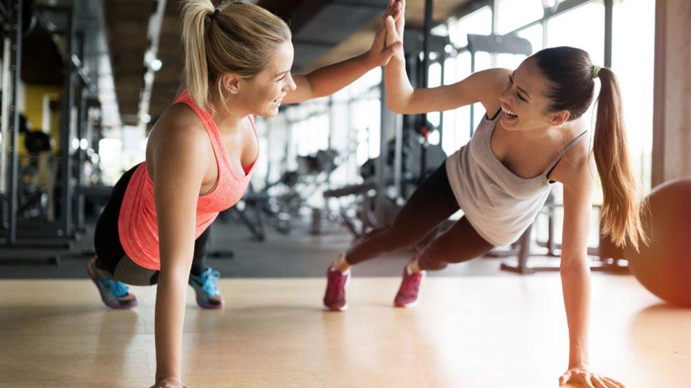 Verhalten nach dem Workout