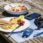 Essen außer Haus für Diabetiker
