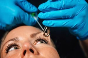 Piercing pflegen