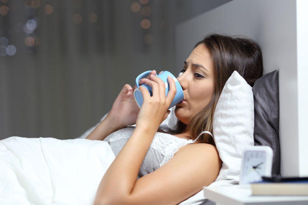 Schlaflosigkeit Hausmittel