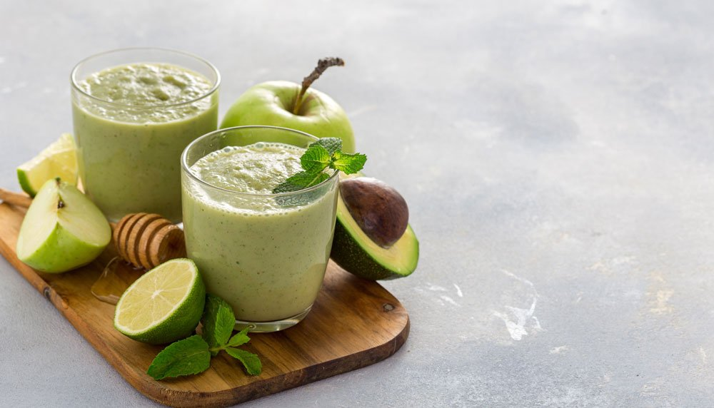 Morgenroutine - Smoothie