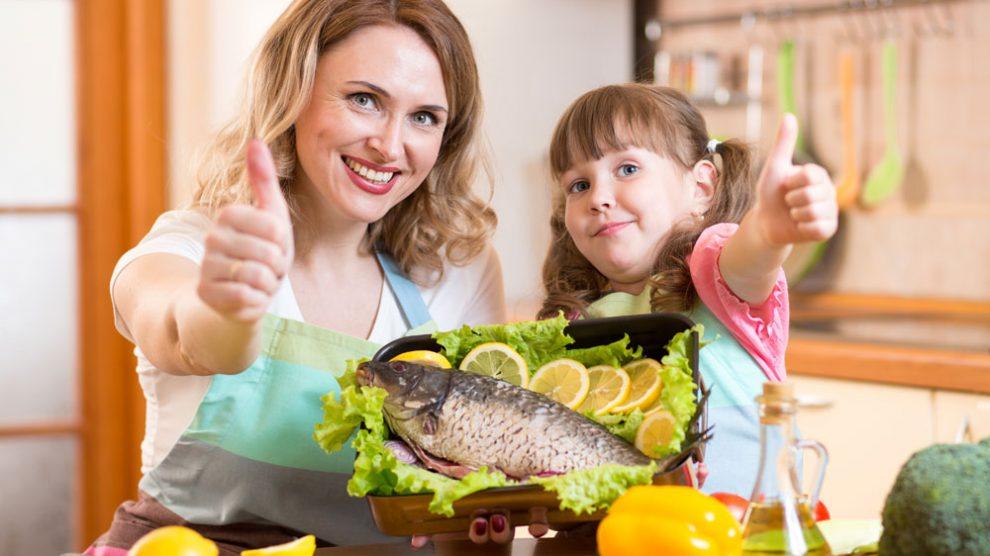 Ungesättigte Fettsäuren Kinder