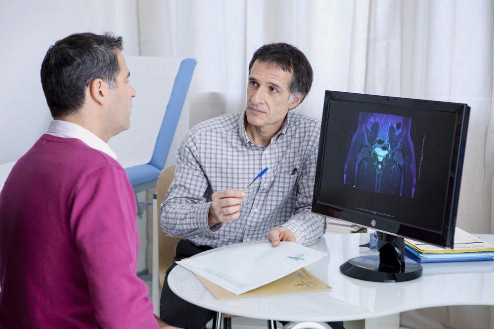 Prostata Vorsorgeuntersuchung