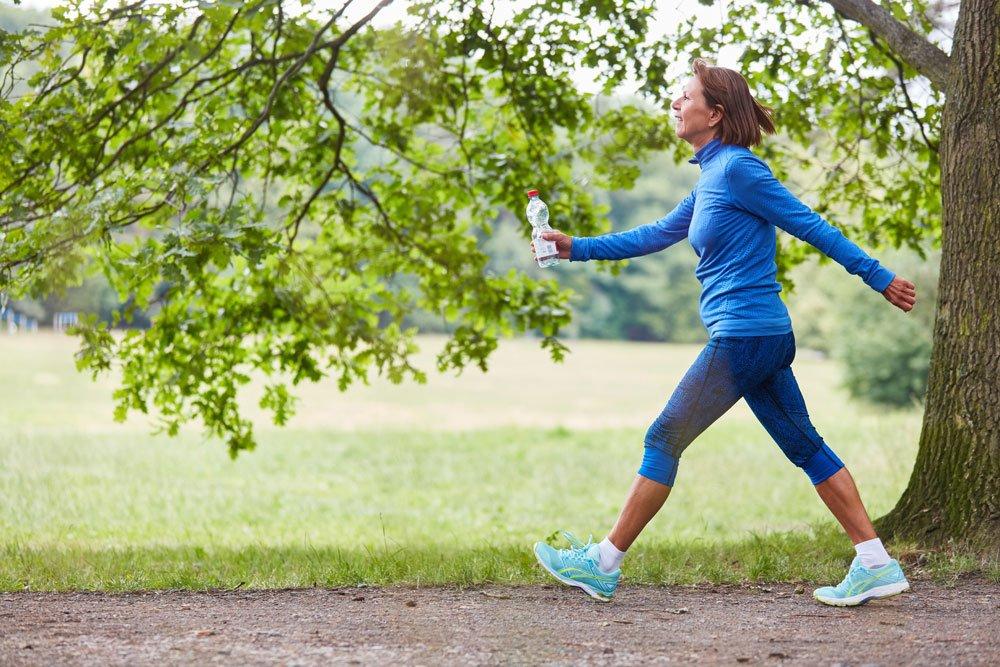 ausdauersport walken