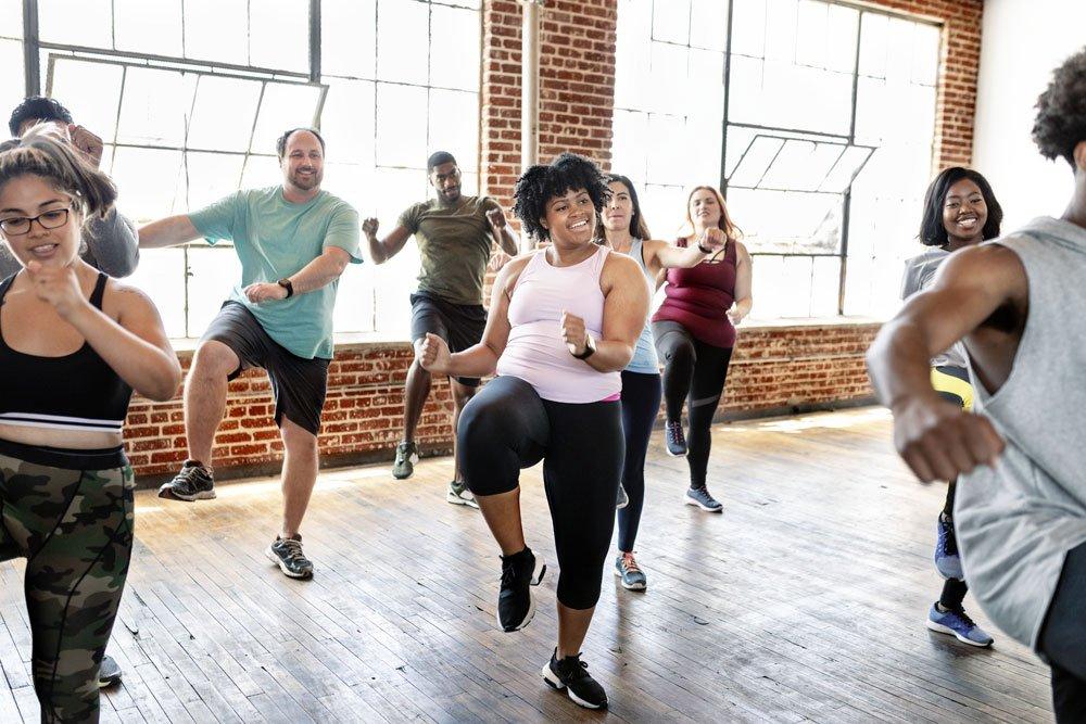 ausdauersport sportarten zumba aerobis tipps